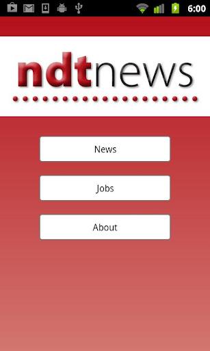 NDT News