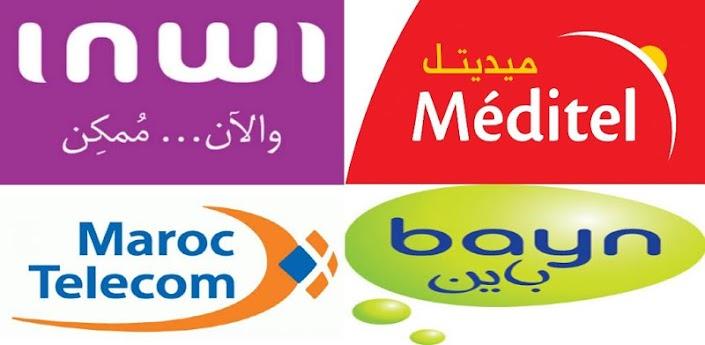 Contacts Opérateurs Maroc