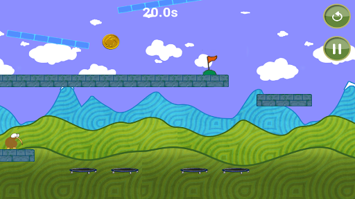 Jumpy - A Kiwi's Adventure