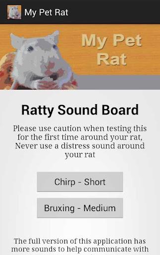 My Pet Rat - LITE