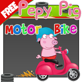 Pepy Pig Tricycle