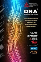 Screenshot of DNA