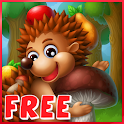 Hedgehog's Adventures Free icon
