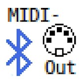 BT MIDI-Out Demo