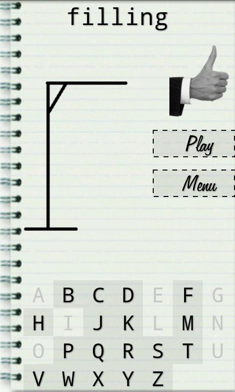 HANGMAN FREE (multilang) - screenshot