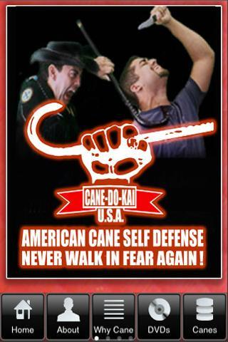 American Cane Self Defense- screenshot