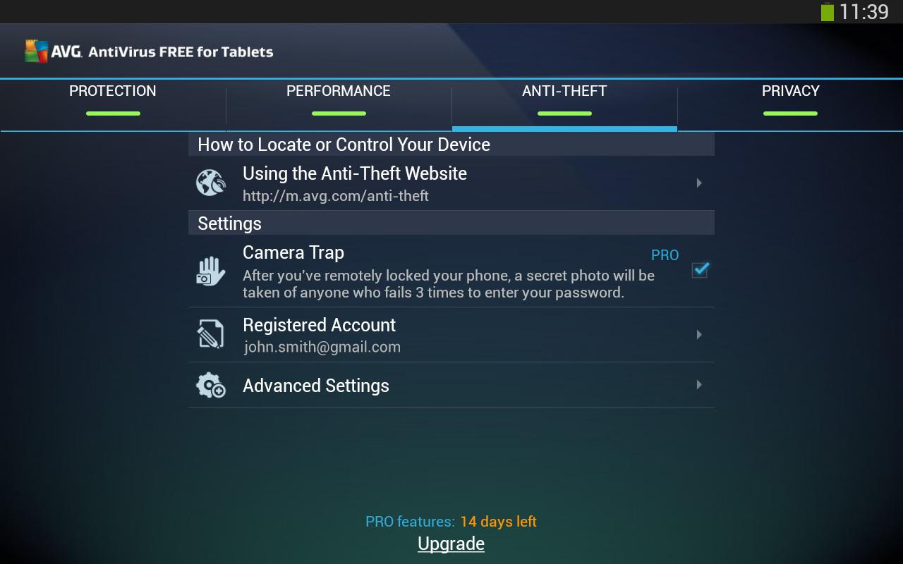 Tablet AntiVirus Security PRO v3.4.1 APK FULL