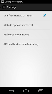 Background Vario- screenshot thumbnail