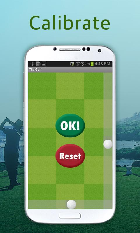 The Golf - screenshot