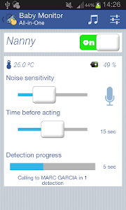 Baby Monitor All-In-One v3.4.3