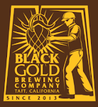 Logo for Black Gold Brewing Company