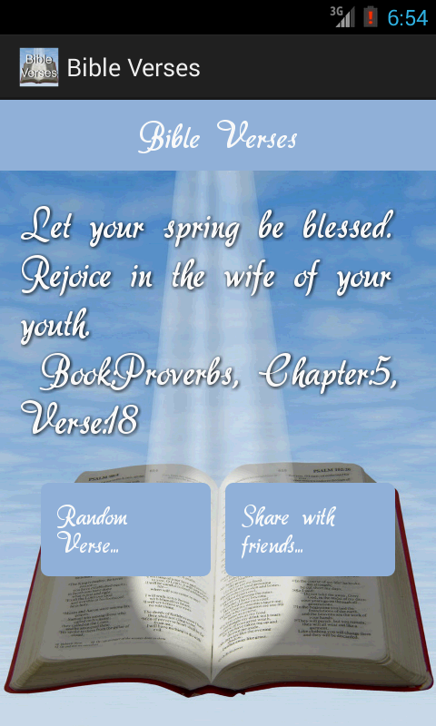 Bible Verses- screenshot