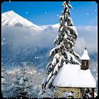 动态壁纸动态雪景 icon