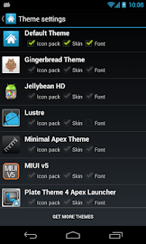 Apex Launcher Screenshot 5