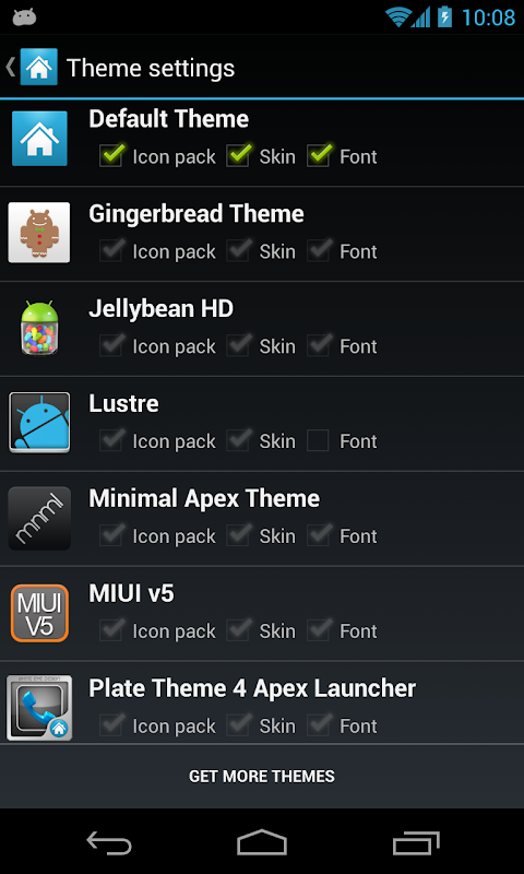 Apex Launcher Pro 2.7.0 Patched APK