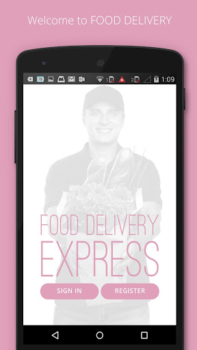 Food Delivery Express Provider