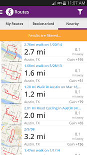 Walk with Map My Walk - screenshot thumbnail