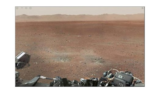 Panoramic Mars - screenshot thumbnail