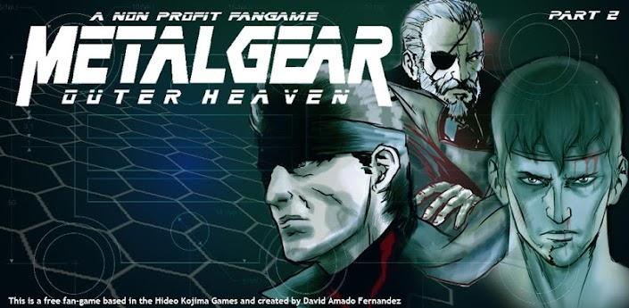 Metal Gear: Outer Heaven Part2 скачать на андроид