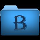 File Explorer and Mini Player icon