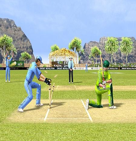 Cricket Games for Mobile
