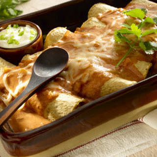 Enchiladas Con Nopales.
