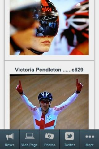Victoria Pendleton Exposed - screenshot