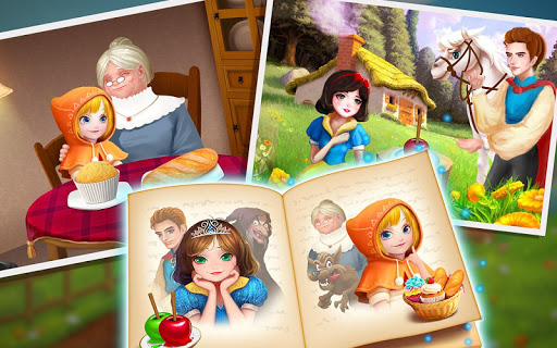 Fairy Tale Food Salon Fun Game for PC