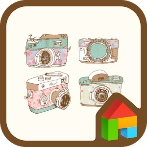 Camera Dodol launcher theme 個人化 App LOGO-APP試玩