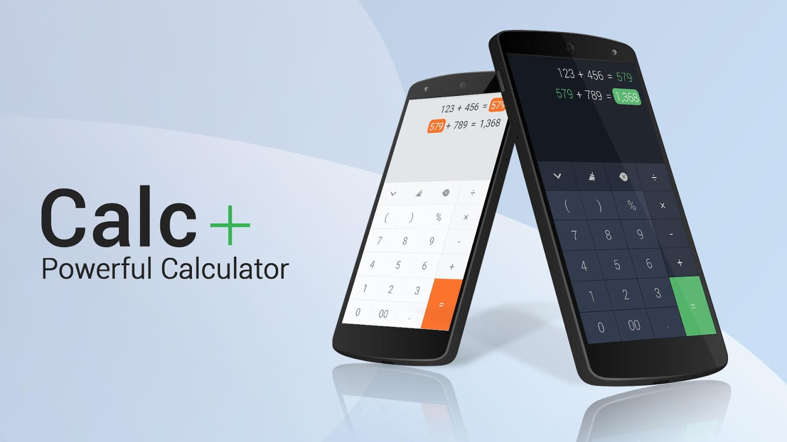 Calc+ ★ Powerful calculator - screenshot