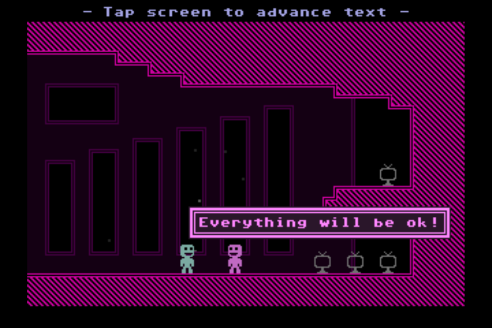 VVVVVV screenshot #3