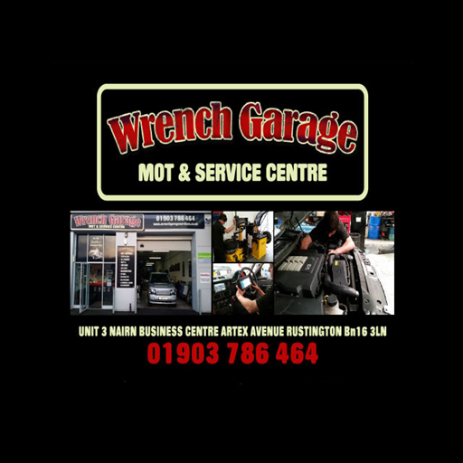 Wrench Garage Services 商業 LOGO-玩APPs