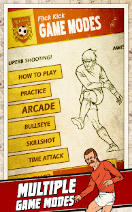 Flick Kick Football Screenshot 8