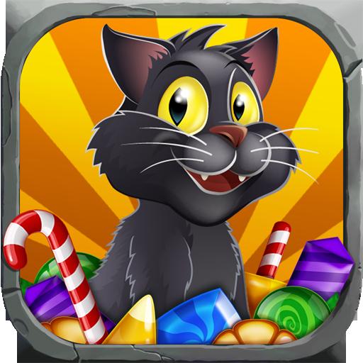 解谜の3キャンディ:スウィートミステリー LOGO-記事Game