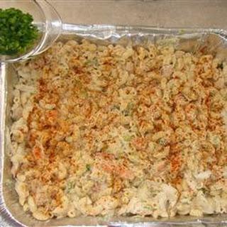 Seafood Salad II.