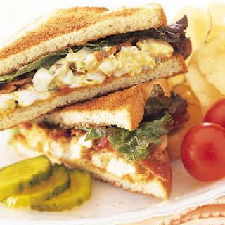 Best-Ever Egg Salad Sandwiches.