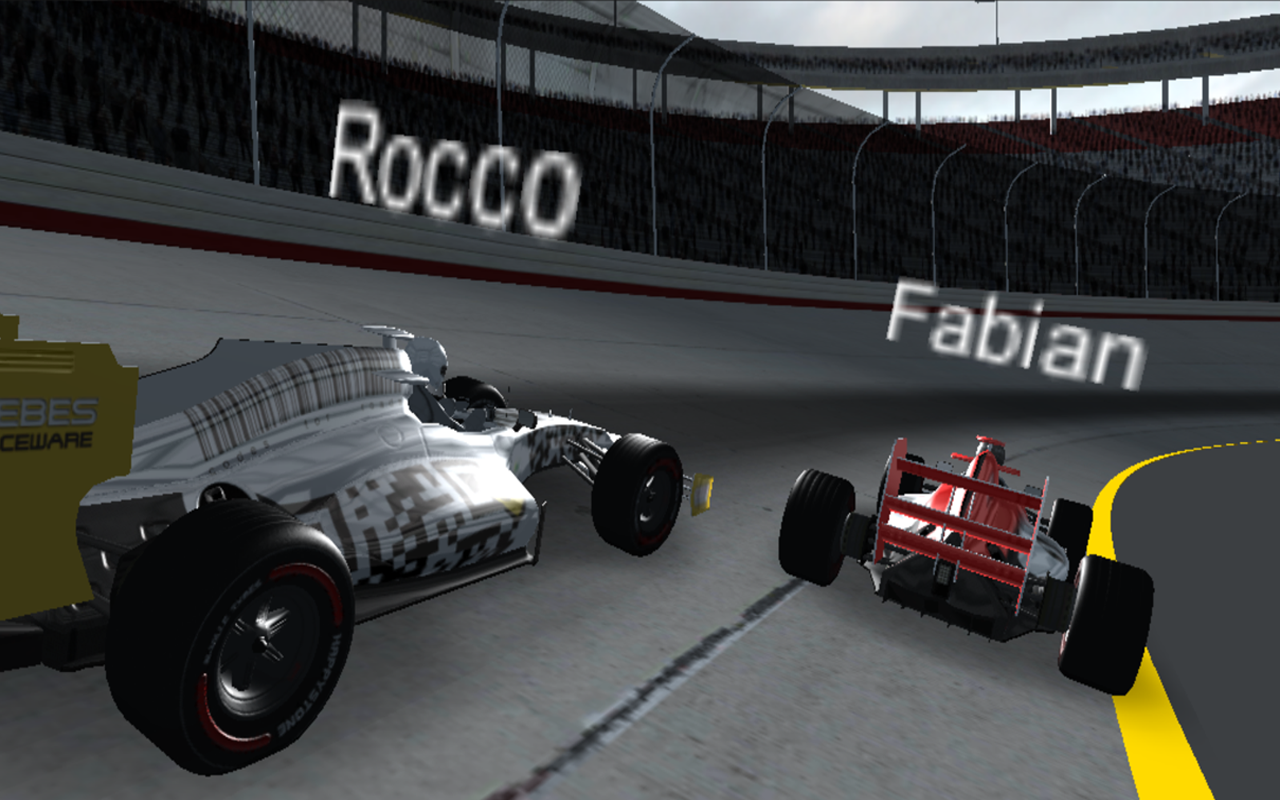Real Formula Racing 2017- screenshot