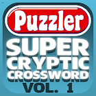 Puzzler Super Cryptic Xword 1 icon