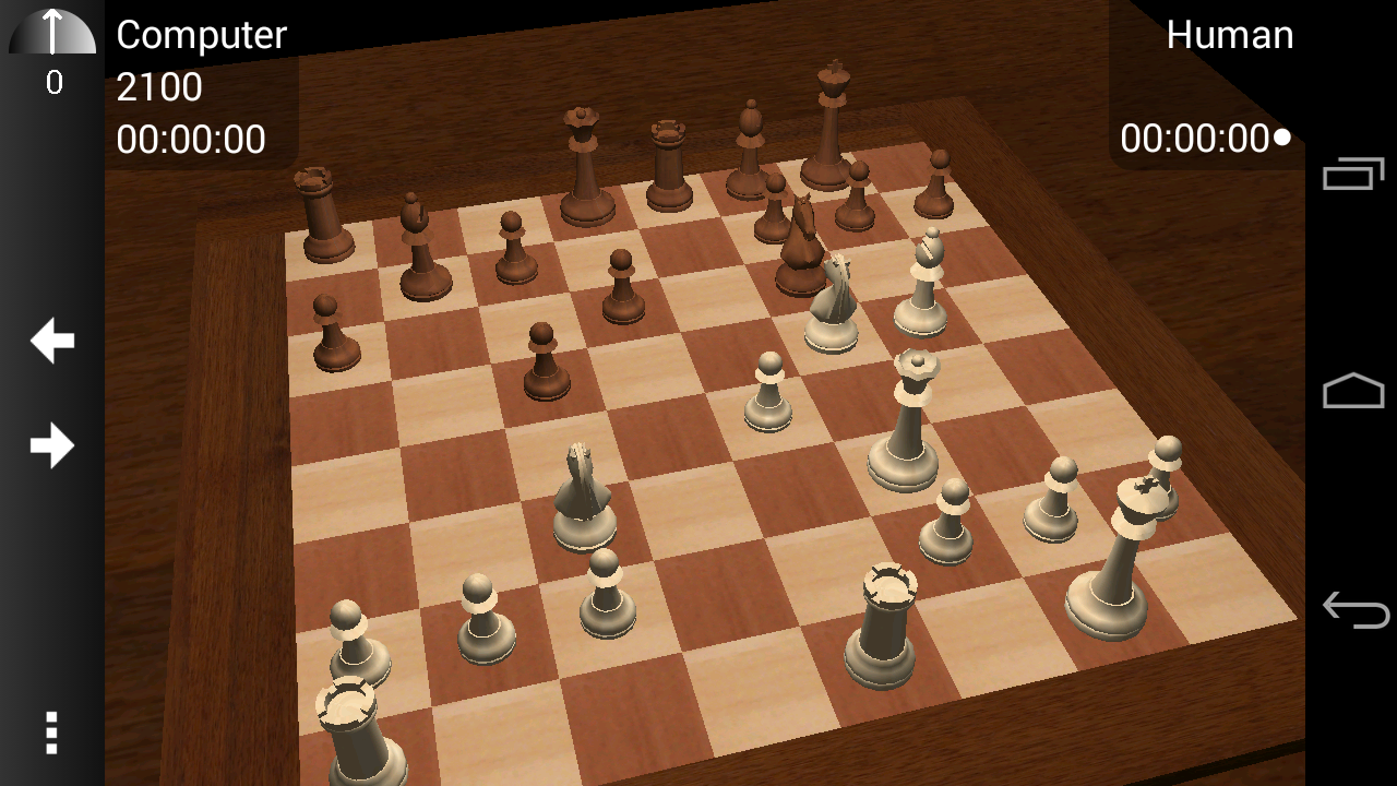 Mobialia Chess Free- screenshot
