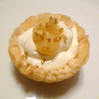 Mini Cheesecake Bites.