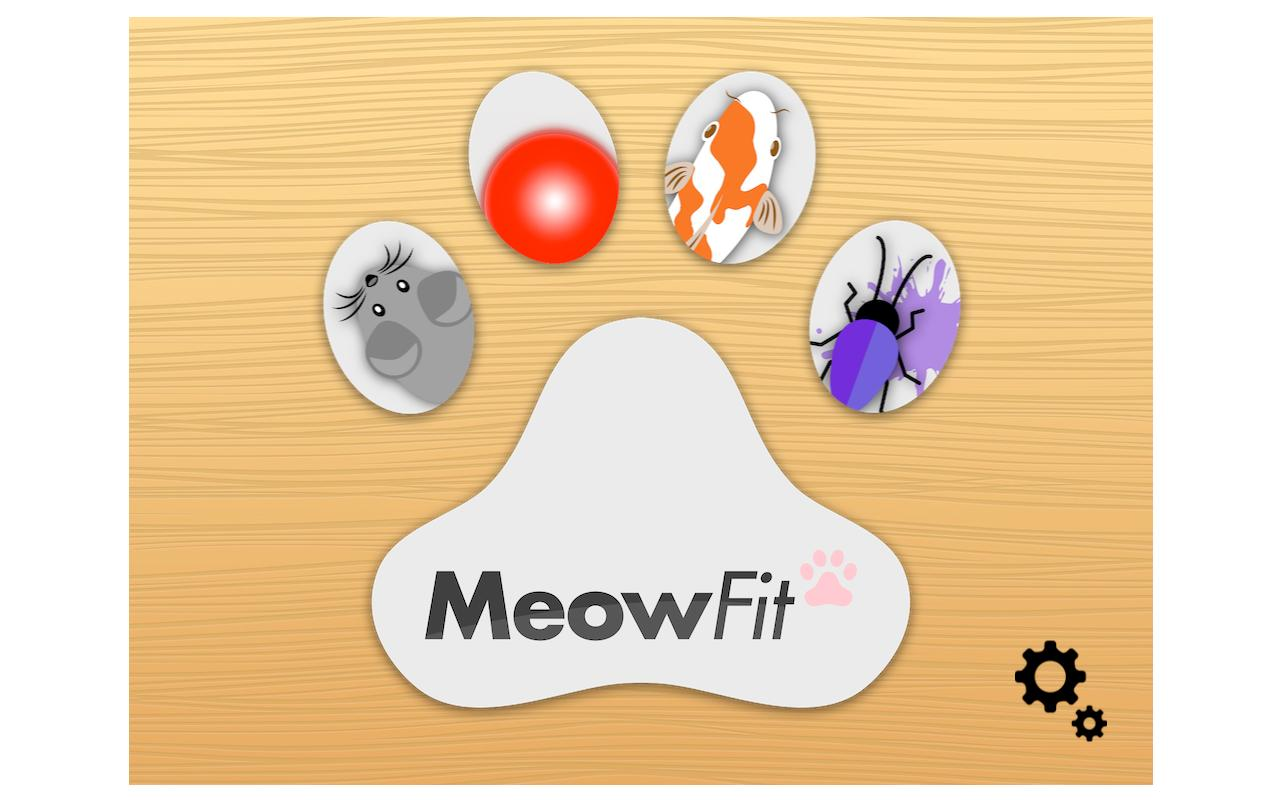 MeowFit - screenshot