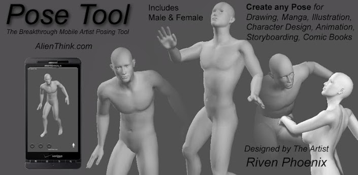 The Pose Tool 3D Apk v6.8.28 Download was designed by the Artist Riven