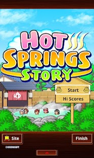 Hot Springs Story- screenshot thumbnail