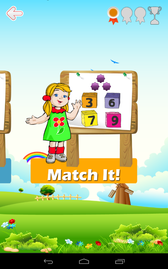 Kids Brain Buddy (Preschool) - screenshot