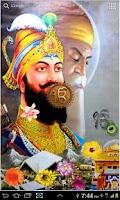 Screenshot of Guru Gobind Singh Ji LWP
