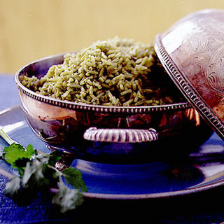 Green Rice (Arroz Verde)