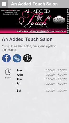An Added Touch Salon