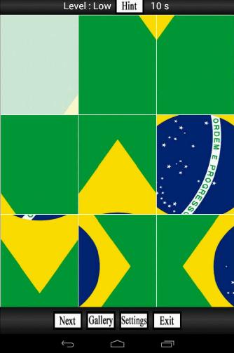 Flagz World Cup 2014 Puzzle|玩解謎App免費|玩APPs