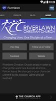 Screenshot of Riverlawn Christian Church