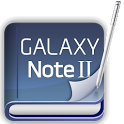 GALAXY NoteII User's Digest(S) icon